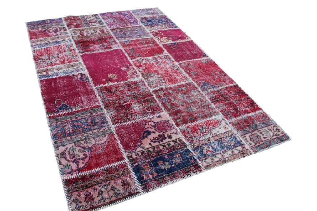 patchwork vloerkleed 240cm x 170cm 7081