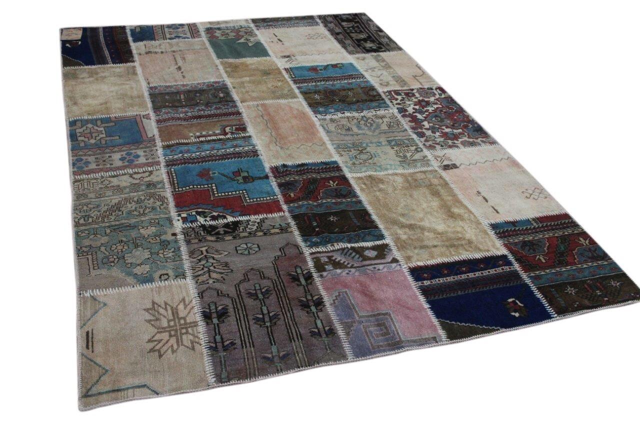 patchwork vloerkleed 310cm x 212cm nr71445