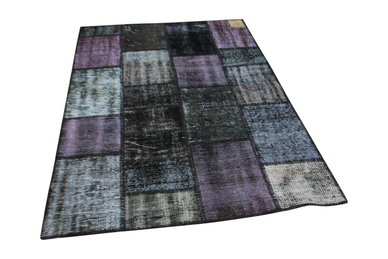 vintage patchwork vloerkleed 35392