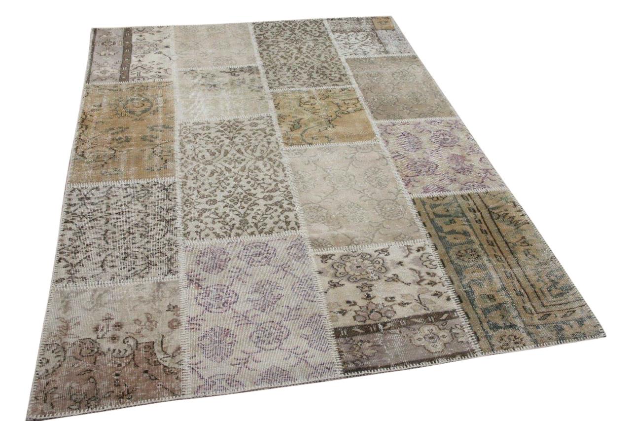 patchwork vloerkleed 35395