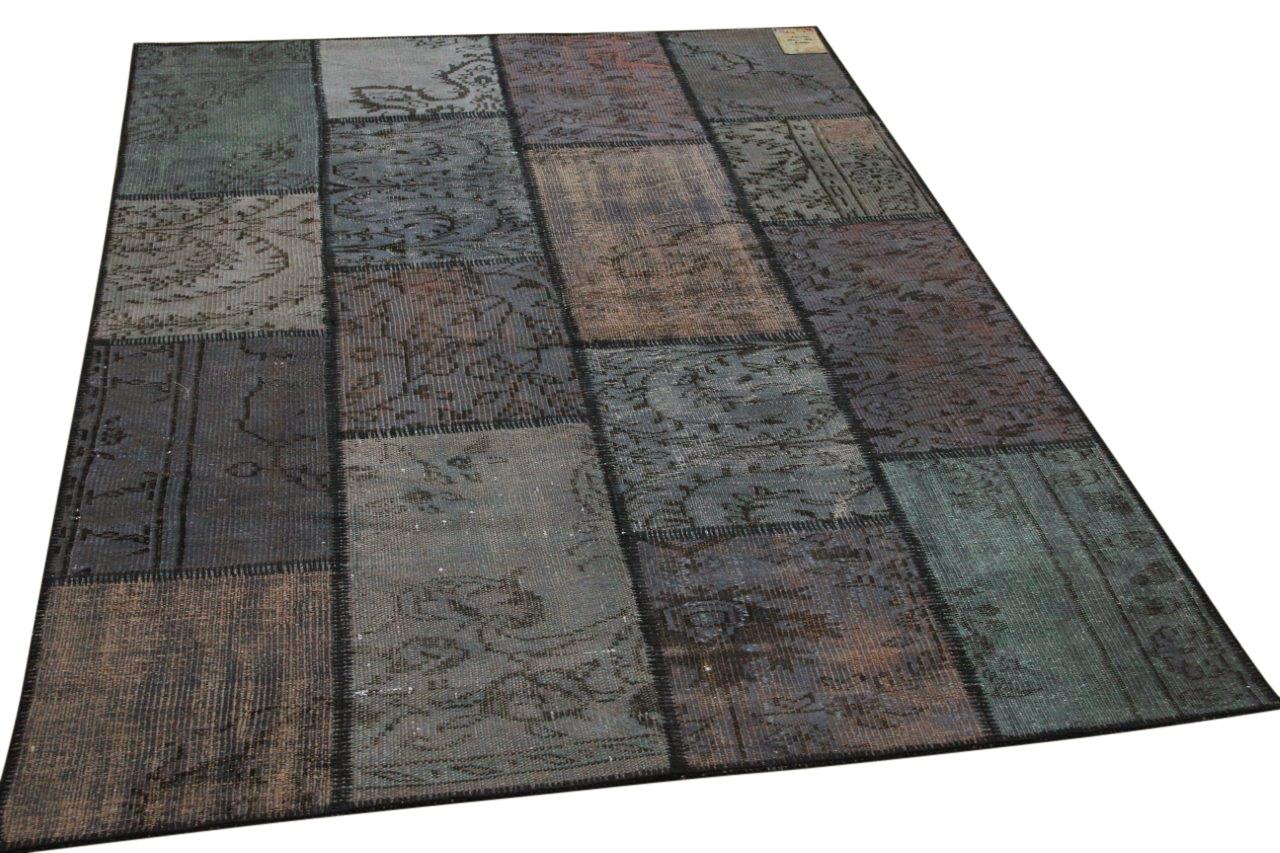 patchwork vloerkleed 35470