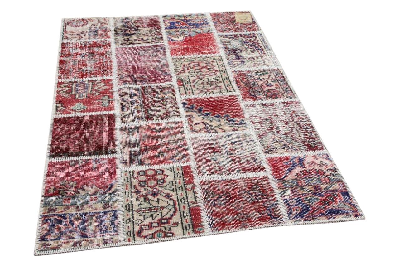 patchwork vloerkleed 35531