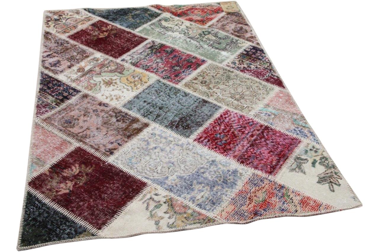 patchwork vloerkleed 35799