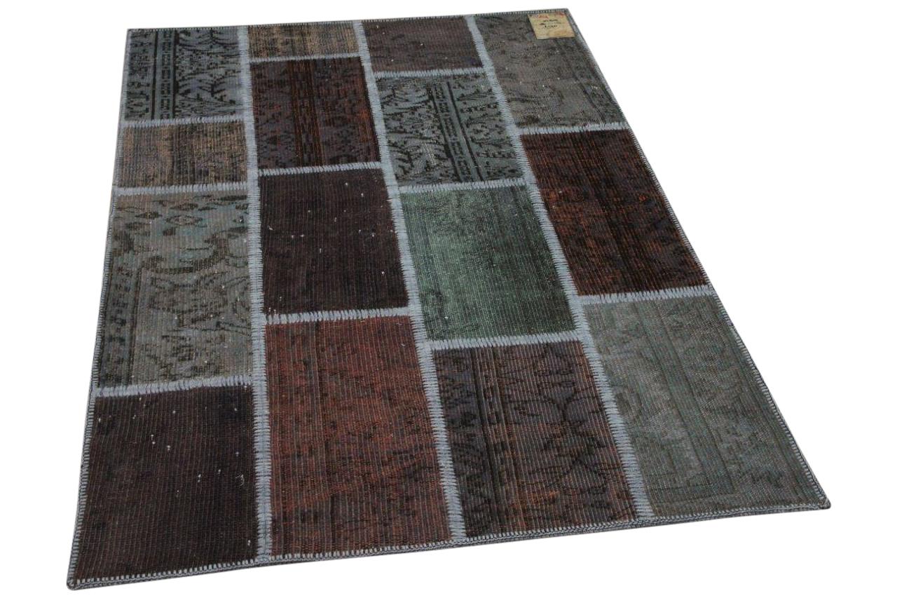 Patchwork vloerkleed diverse kleuren nr.35808 180cm x 122cm