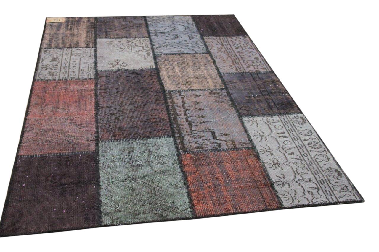 patchwork vloerkleed 35869