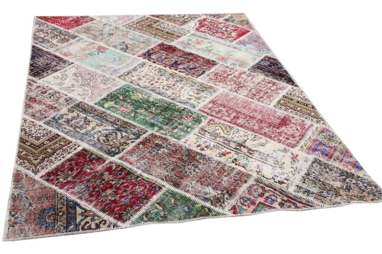 patchwork vloerkleed 36168