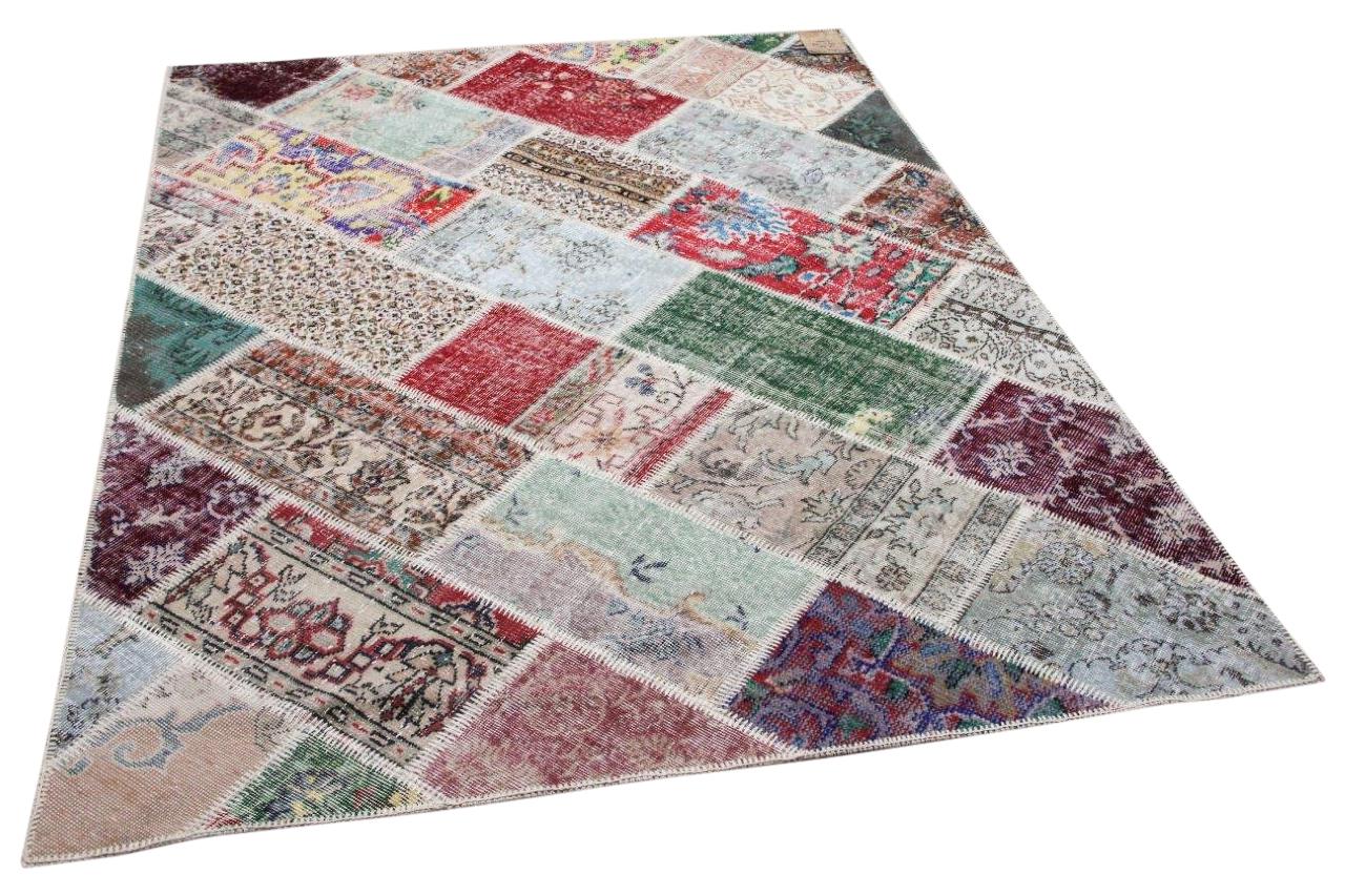 patchwork vloerkleed 36169