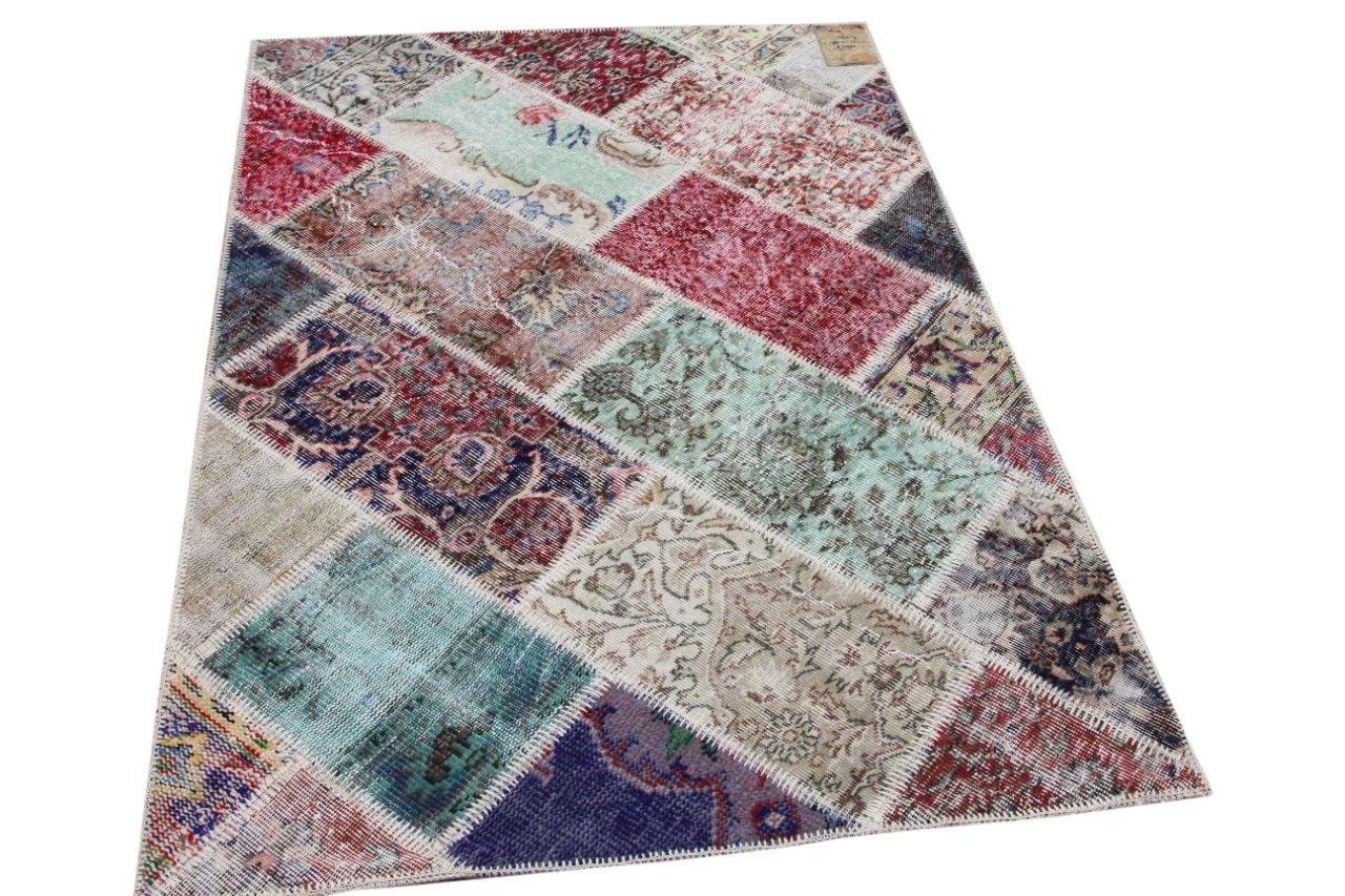 vintage vloerkleden patchwork