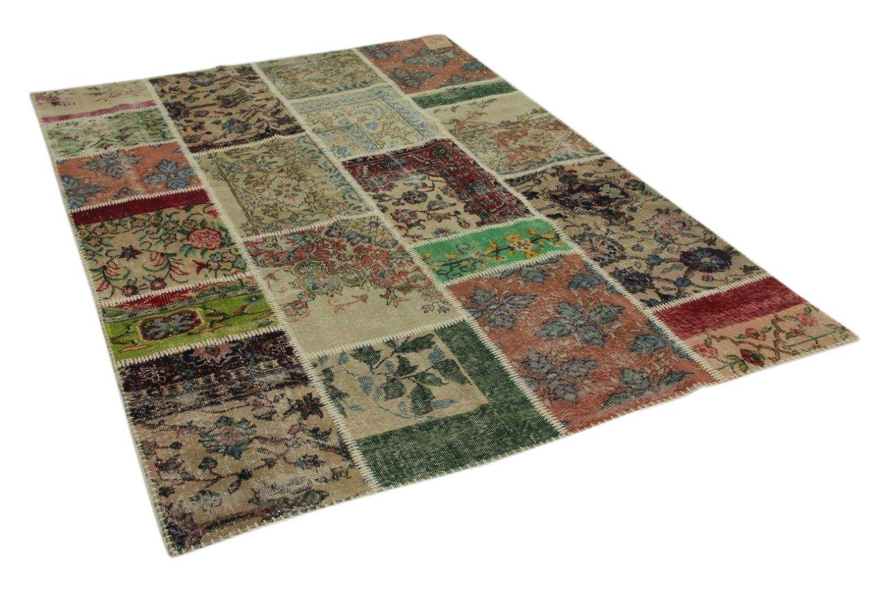 patchwork vloerkleed