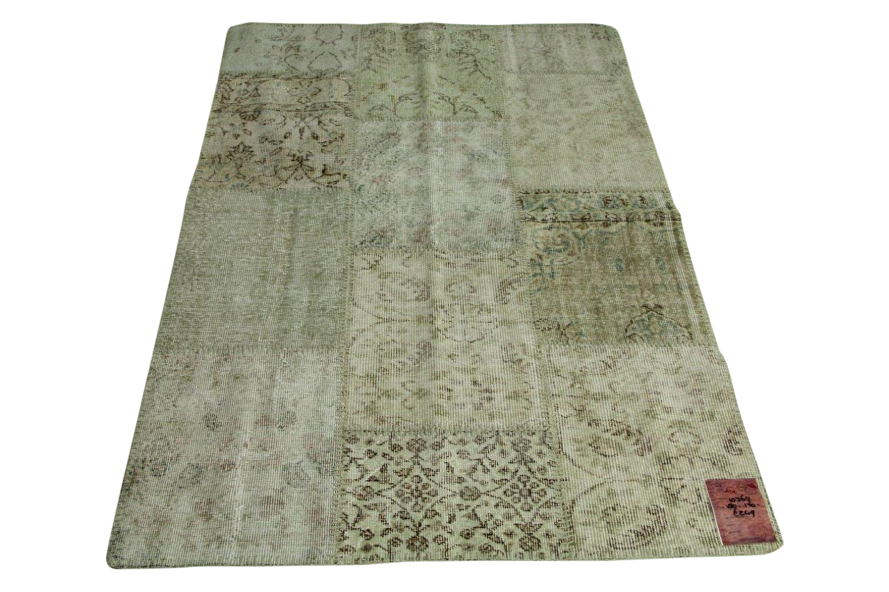 Early dew patchwork vloerkleed 180cm x 120cm nr10369