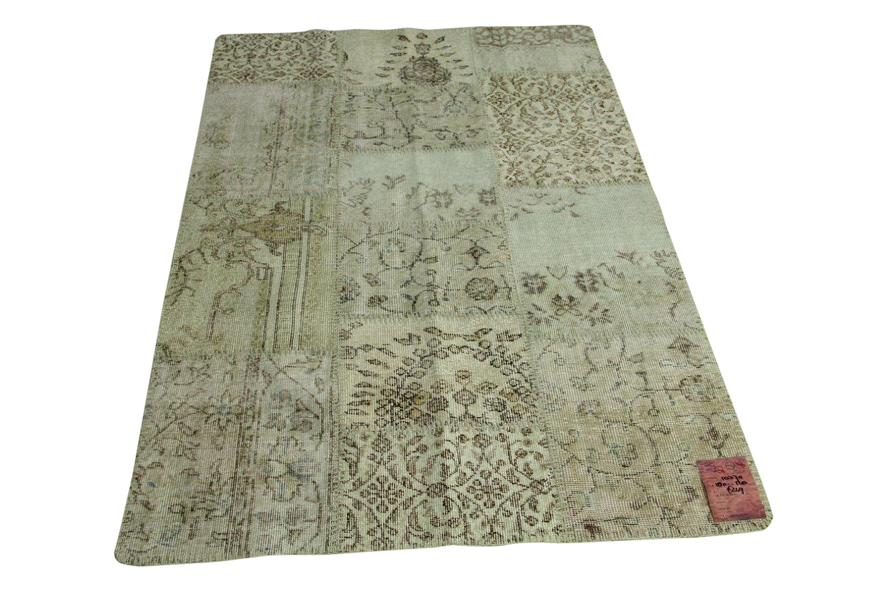 Early dew patchwork vloerkleed 180cm x 120cm nr10370