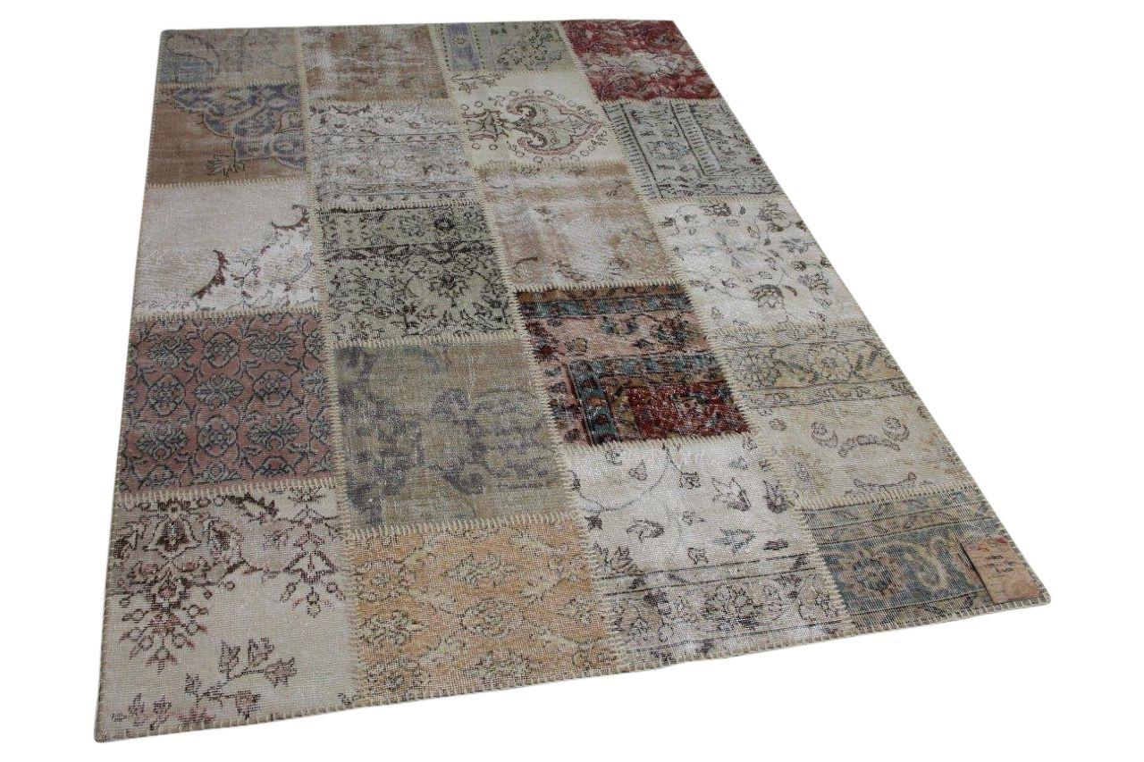 patchwork vloerkleed diverse kleuren 10803