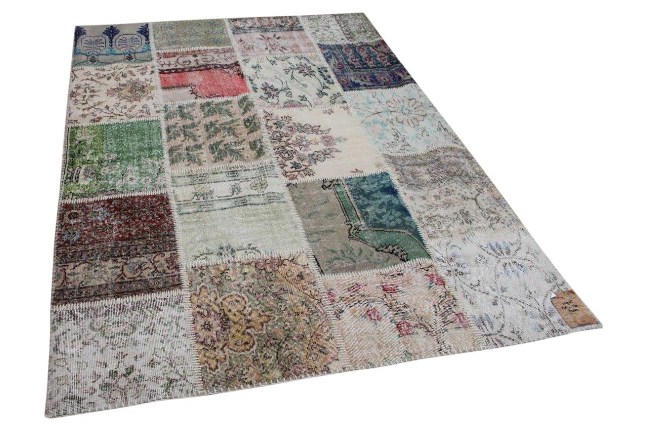 patchwork vloerkleed diverse kleuren 10925 240cm x 170cm