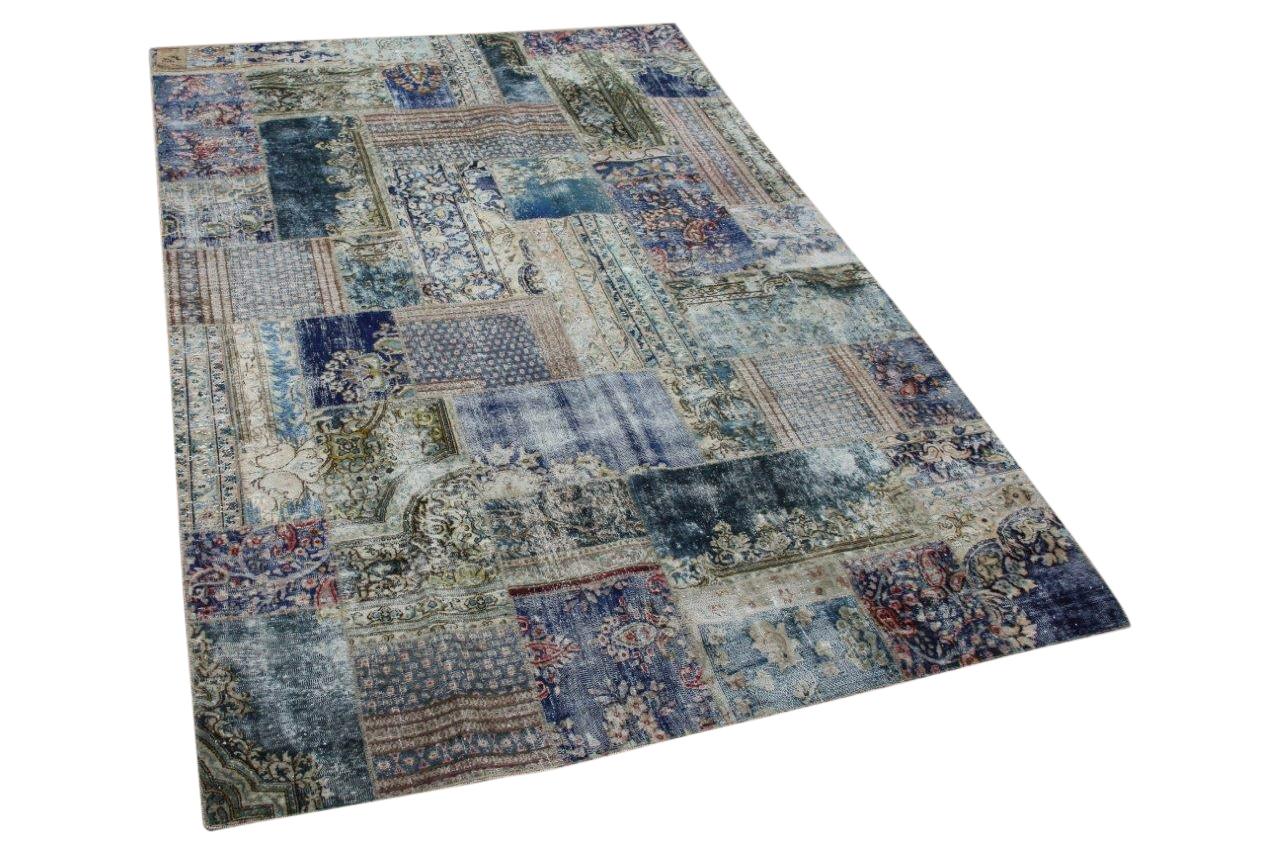 patchwork vloerkleed 59514