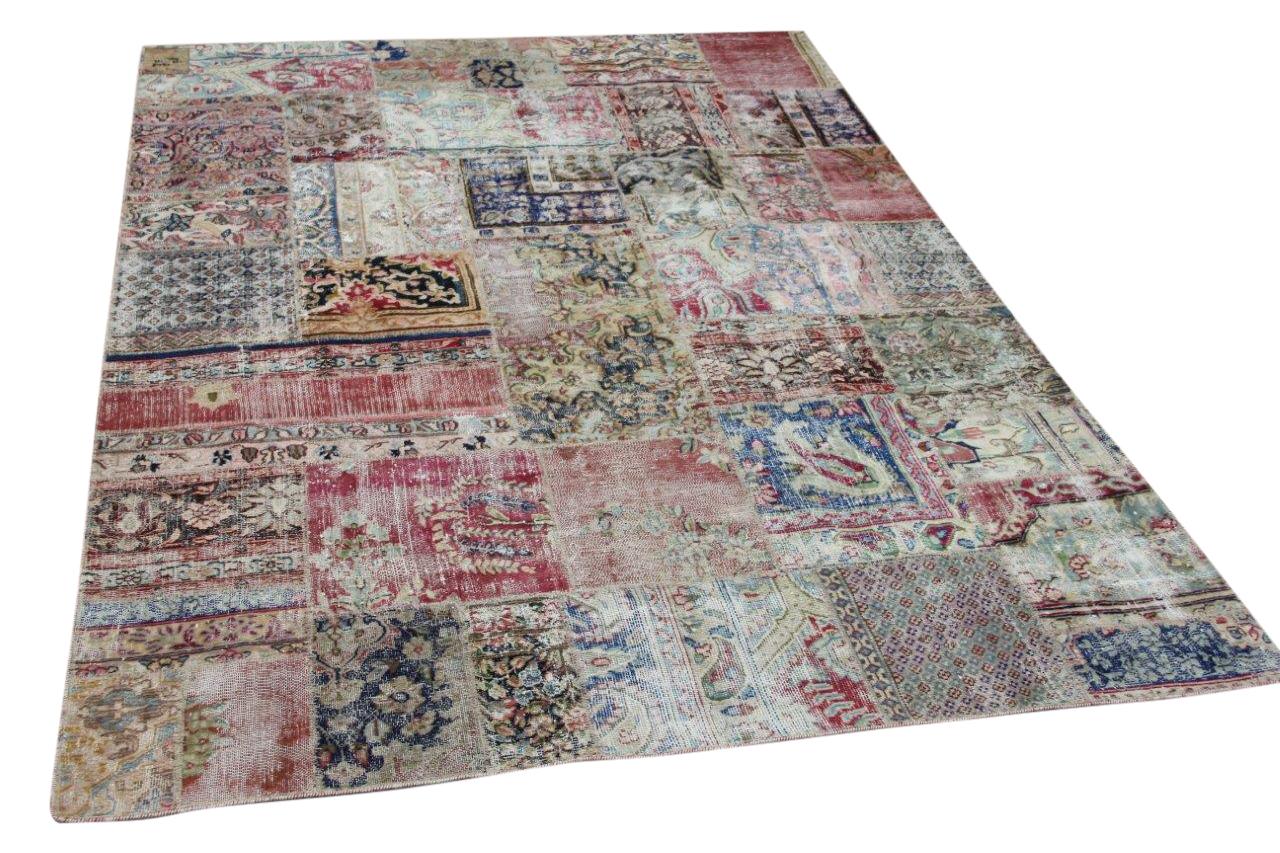 patchwork vloerkleed 59518