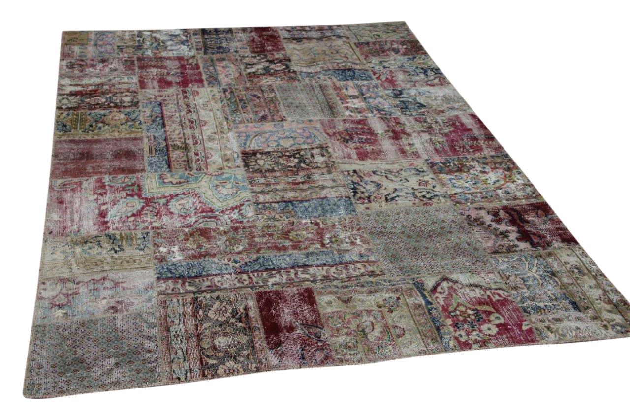 patchwork vloerkleed 59519
