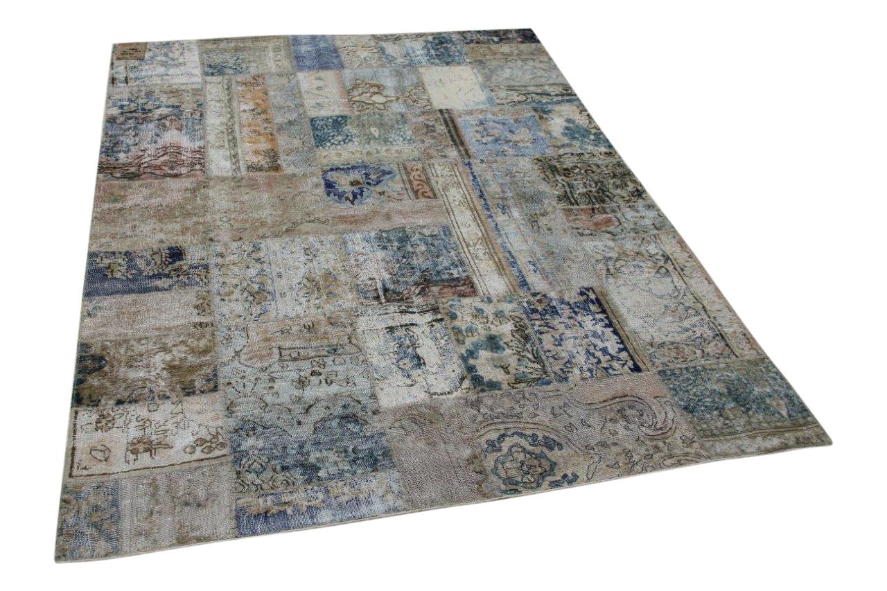 patchwork vloerkleed 59522