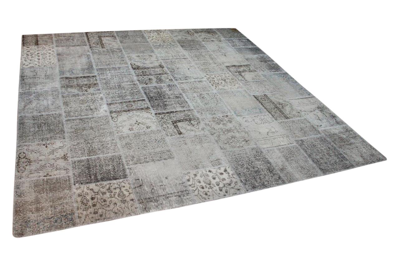 patchwork vloerkleed 61063