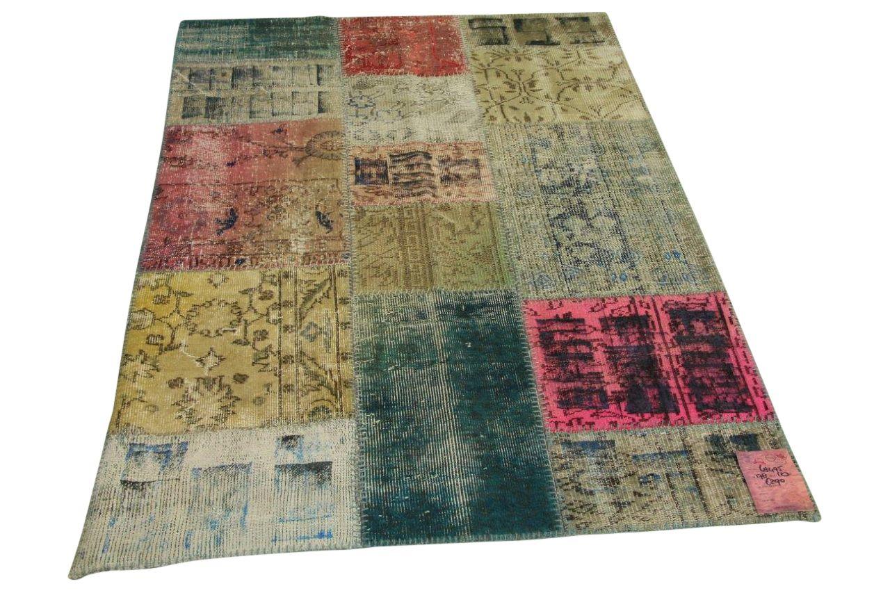 patchwork vloerkleed 178cm x 123cm nr68495