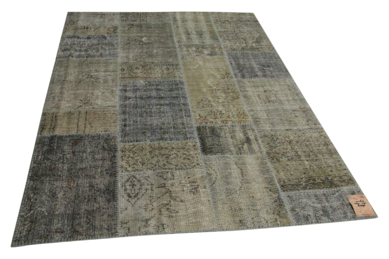 patchwork vloerkleed 242cm x 170cm nr71463