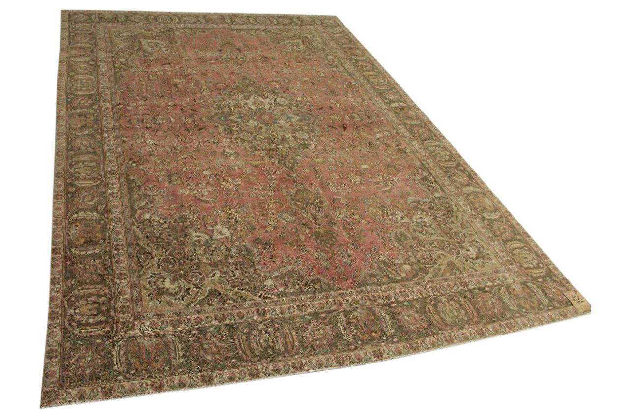 Antiek vloerkleed 378cm x 273cm nr56367