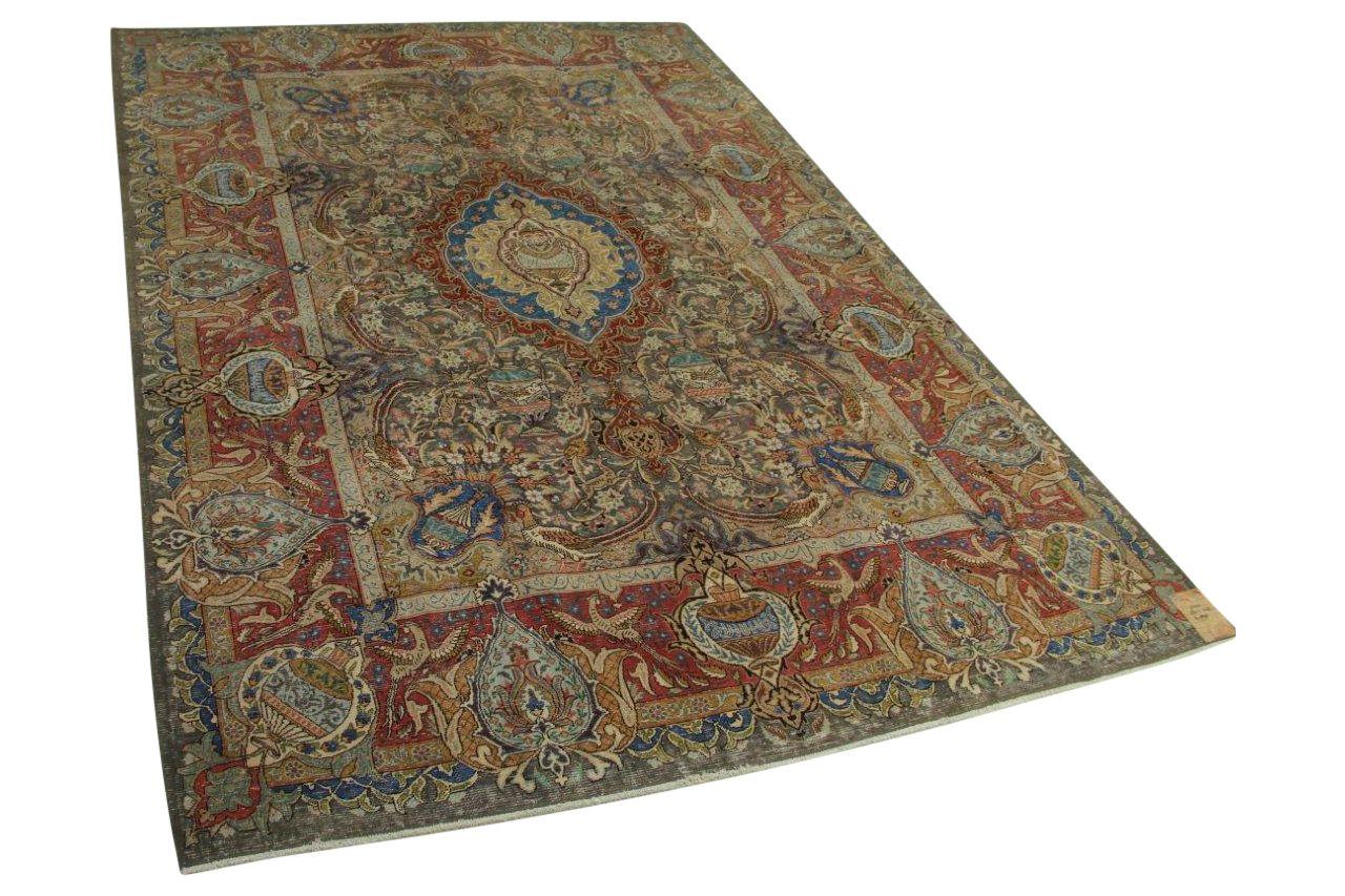 Perzisch vloerkleed 353cm x 245cm nr93421