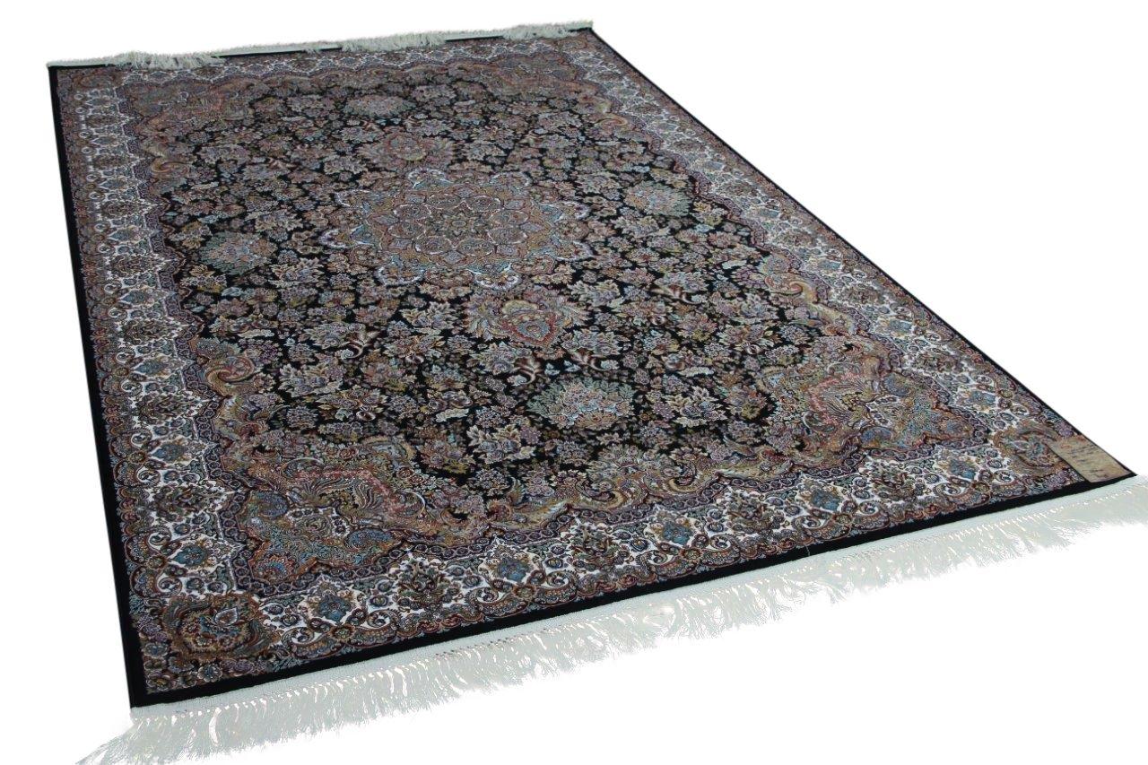 Klassiek perzisch tapijt op moderne wijze gemaakt 300cm x 200cm nr 21623