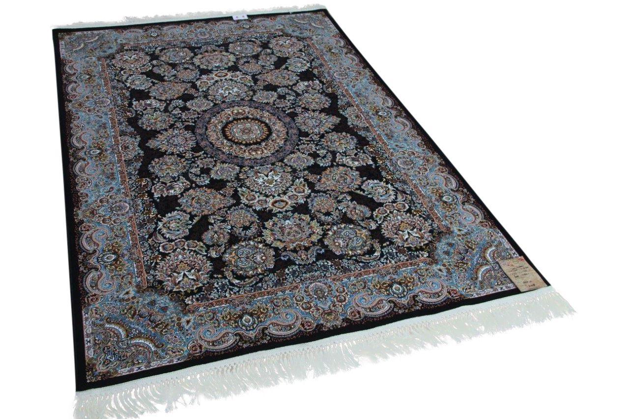 Klassiek perzisch tapijt op moderne wijze gemaakt 225cm x 150cm nr 21630