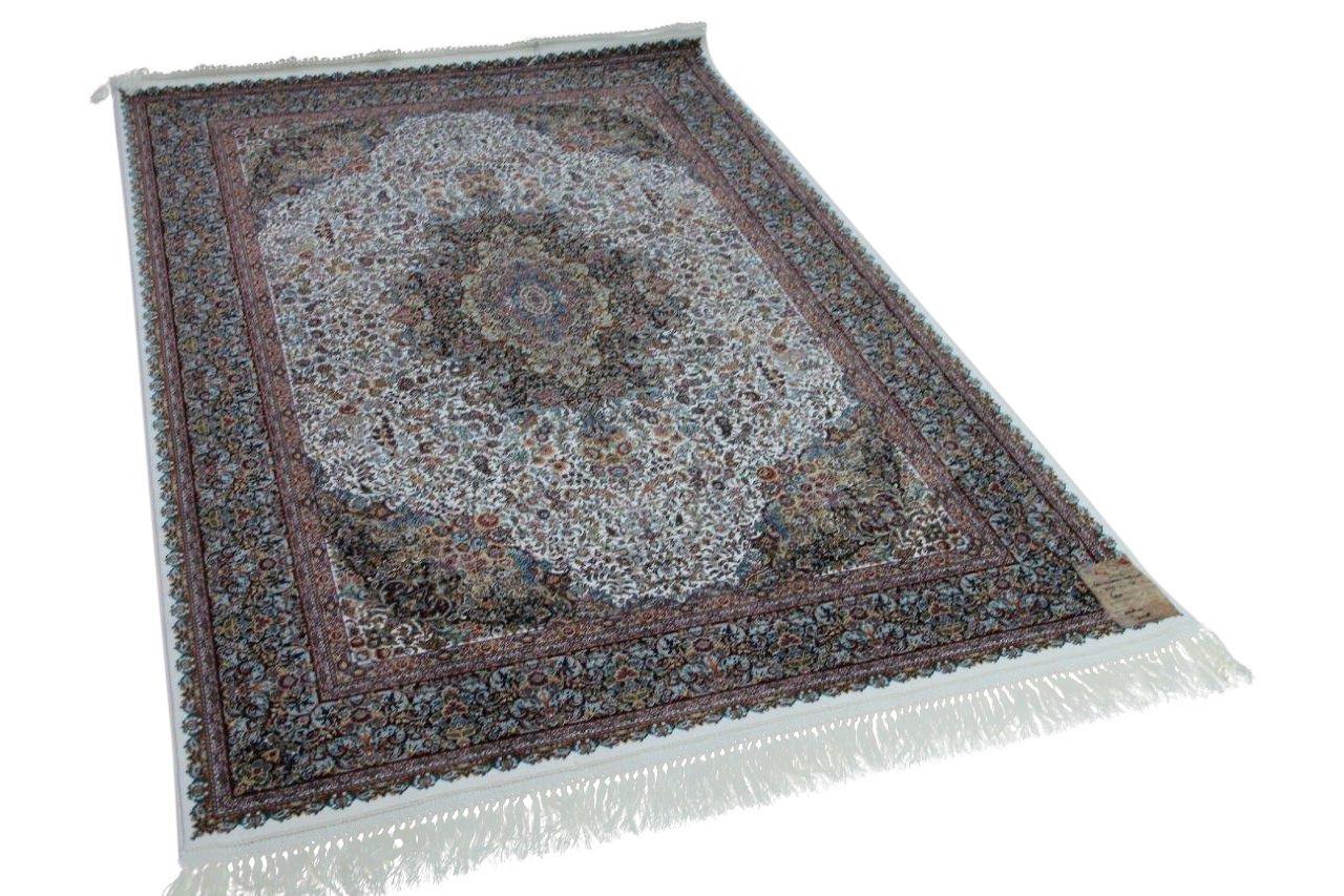 Klassiek perzisch tapijt op moderne wijze gemaakt 225cm x 150cm nr 21636