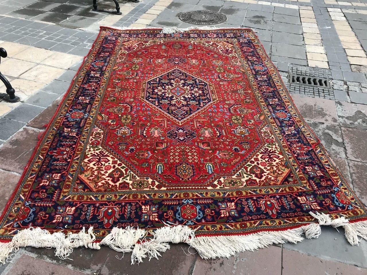 Perzisch vloerkleed 49081 300cm x 200cm
