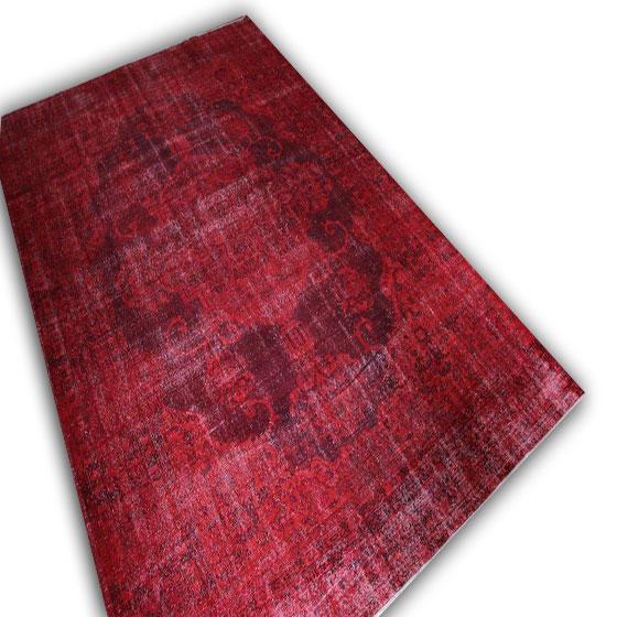 Rood tapijt 219 (365cm x 230cm)