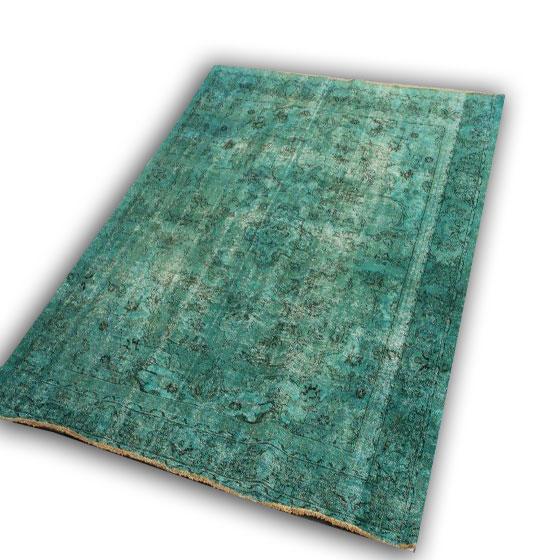 Aqua vloerkleed 28 (281cm x 216cm)