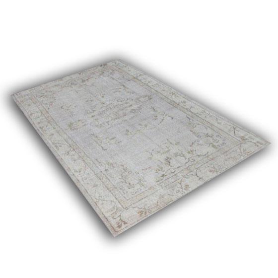 Recoloured vloerkleed 393 (286cm x 186cm) zandkleurig vloerkleed