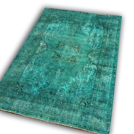 Aqua tapijt 8 (286cm x 203cm)