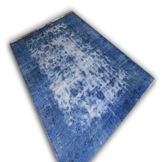 Blauw tapijt  2087 (318cm x 230cm)