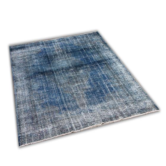 Vintage recoloured tapijt