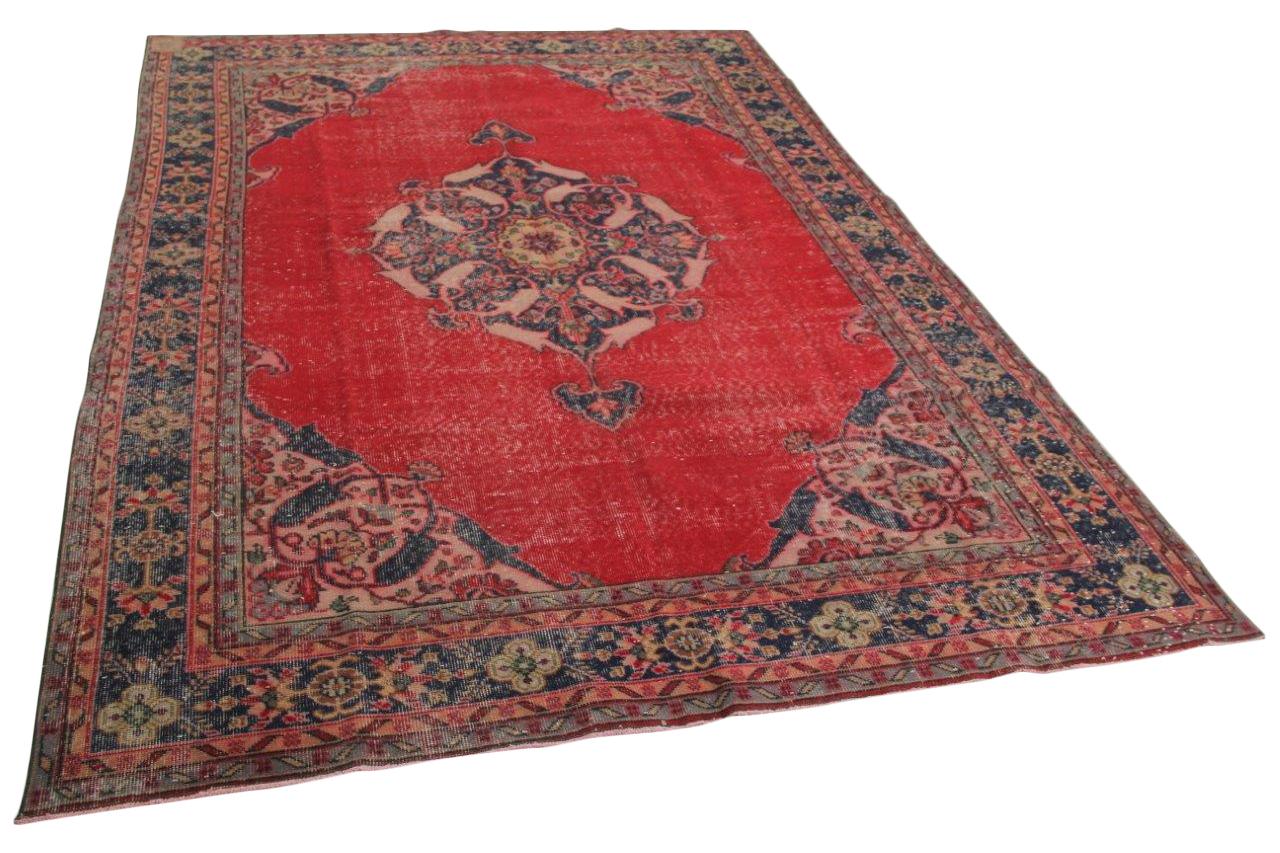 Rood klassiek vloerkleed 312cm x 212cm nr3574