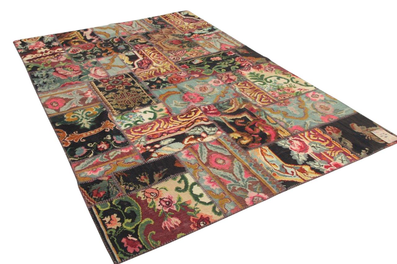 Rozenkelim patchwork 40295