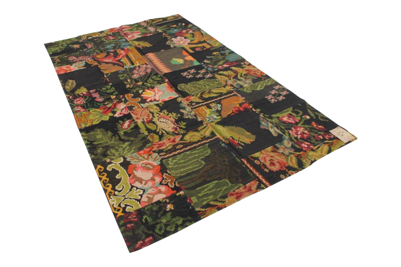 Rozenkelim patchwork 49310