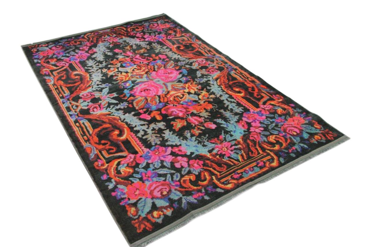 Kelim Kussens Goedkoop : Vintage look vloerkleed kopen vanaf u ac rozenkelim