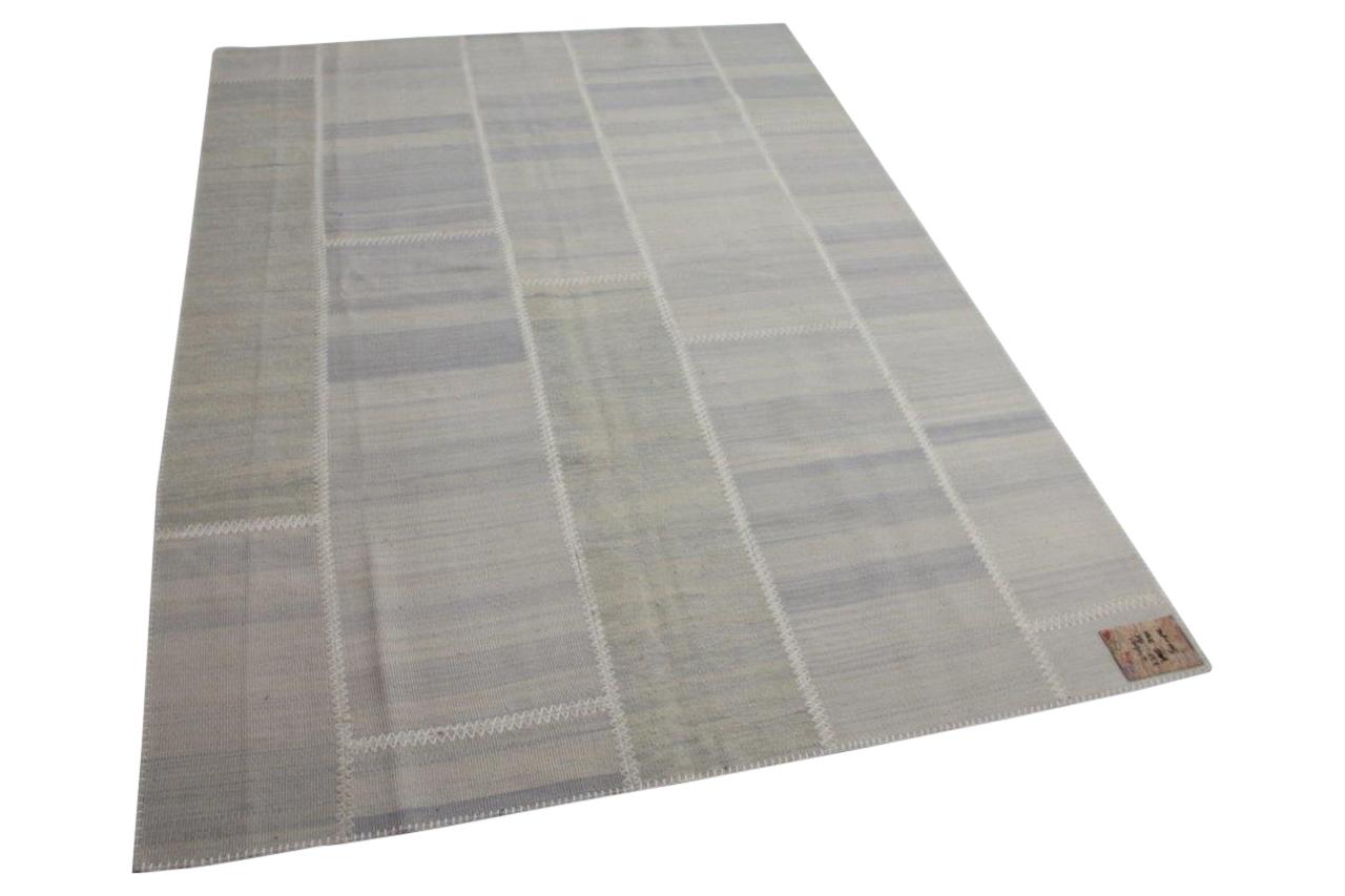 Sample patchwork vloerkleed