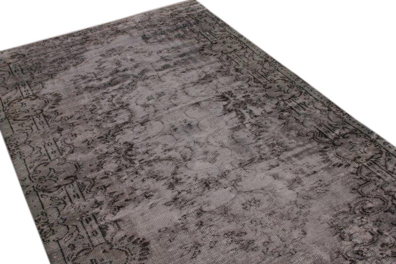 Grijs vintage vloerkleed 296cm x 180cm  (nr5045)