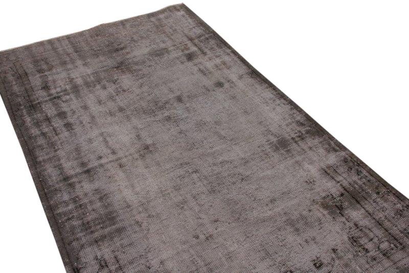 Vintage vloerkleed, grijs, 280cm x 160cm