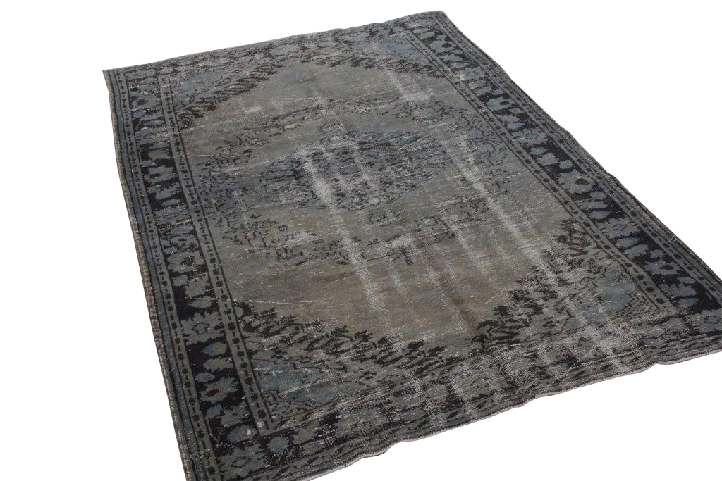 Vintage vloerkleed nr 1542 (271cm x 190cm) Gratis bezorging, niet tevreden is geld terug!