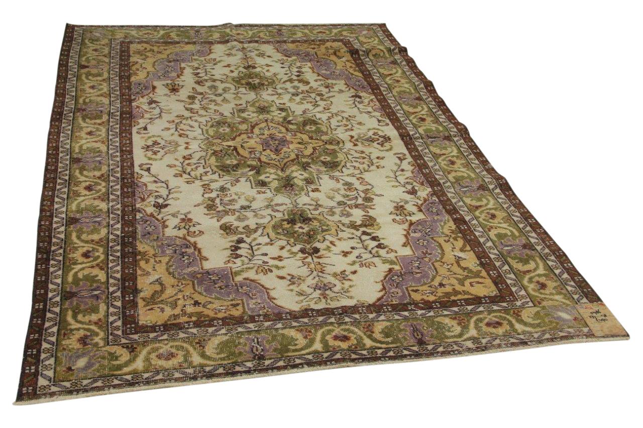 Perzisch Tapijt Groen : Vintage groen perzisch tapijt soekis