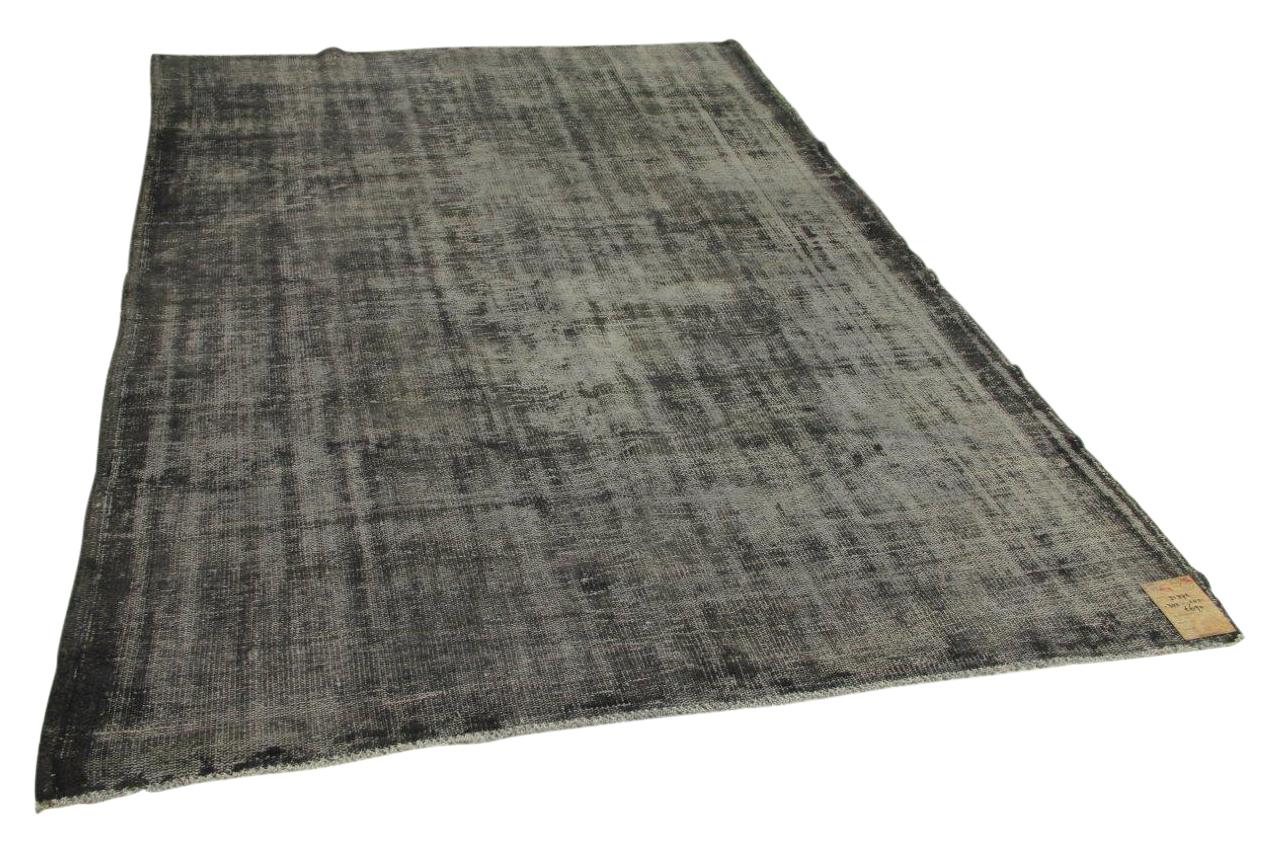 Vintage vloerkleed grijs 302cm x 202cm nr31372