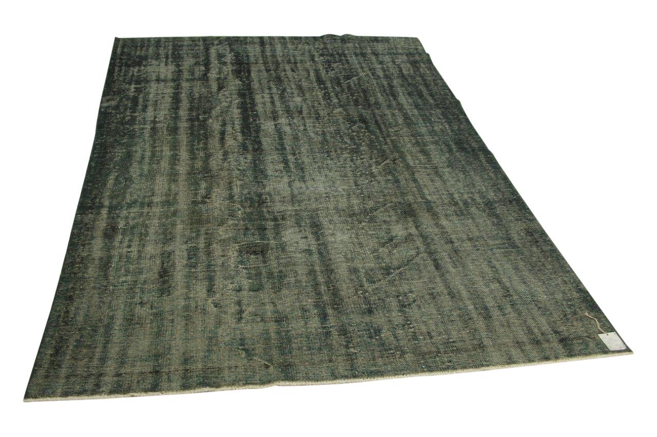 Vintage vloerkleed, grijs, 283cm x 184cm nr11863