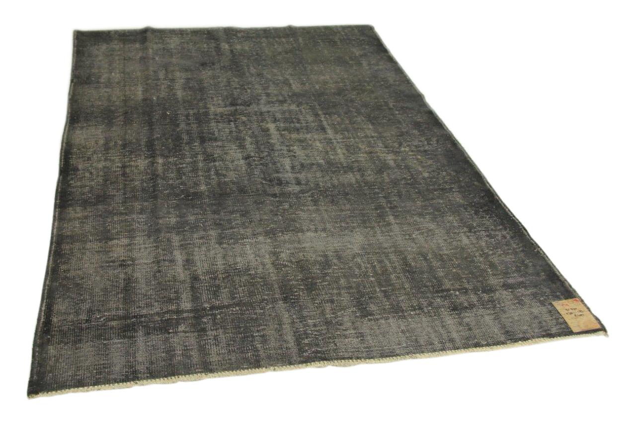 Vintage vloerkleed grijs 278cm x 183cm nr31370