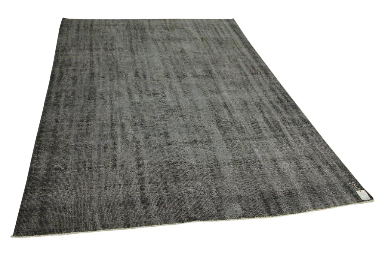 Vintage vloerkleed, grijs, 303cm x 205cm nr84011