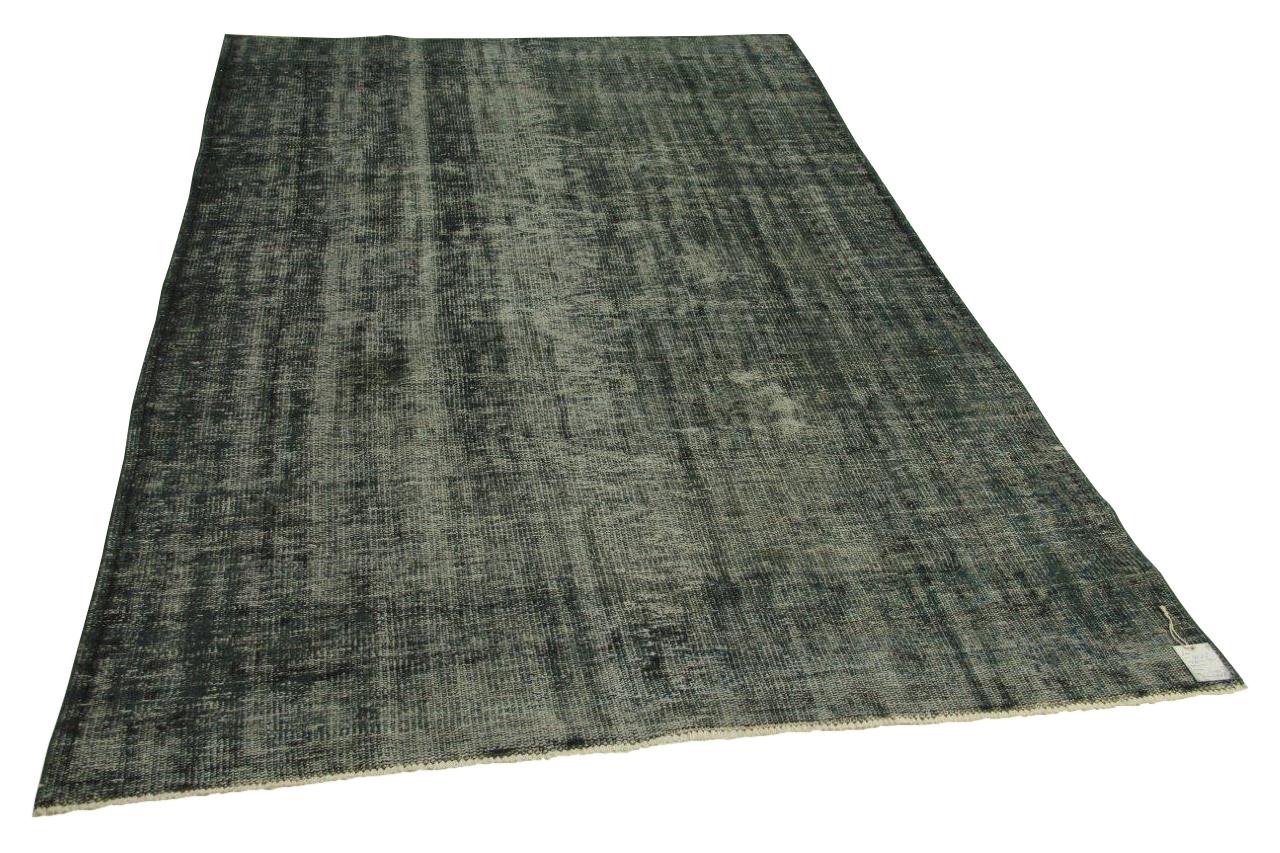 Vintage vloerkleed, grijs, 265cm x 172cm nr88423